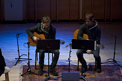 Bryce and Aaron Dessner