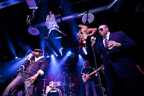 Okayplayer Holiday Jam ft. The Roots