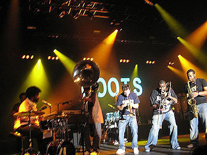 The Roots @ Nokia Theatre