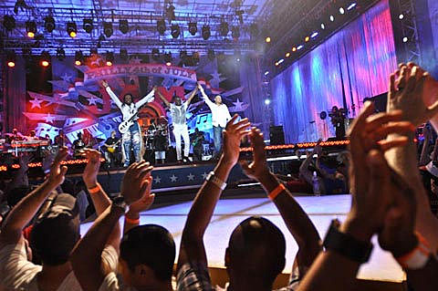The Roots 4th of July Summer Jam - Philadelphia