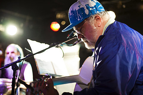 R Stevie Moore (as Don Flaming Lips)