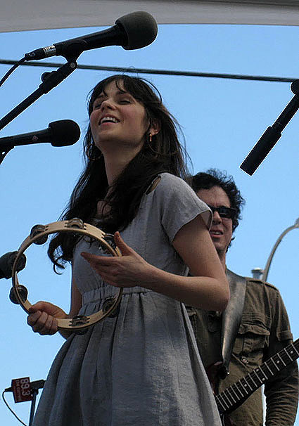 She and Him @ SXSW