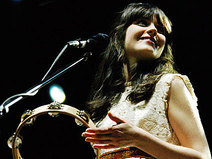 She and Him @ Webster Hall