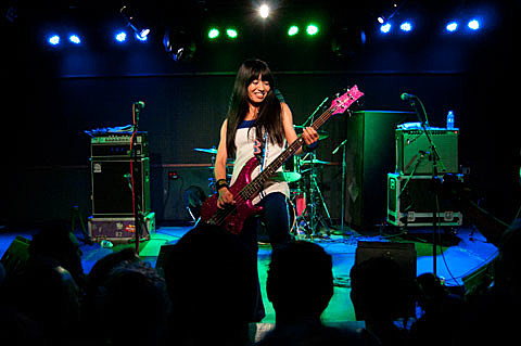 shonen knife rock animals
