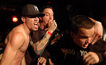 Sick of It all @ CBGB