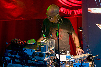 Silver Apples @ Knitting Factory