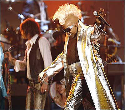 Sly Stone @ The Grammys