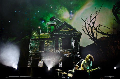 Soundgarden played Jones Beach & the Prudential Center (pics ...