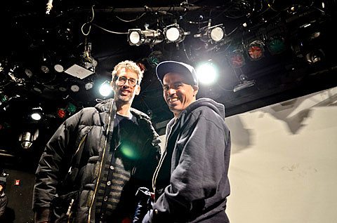 Stretch & Bobbito