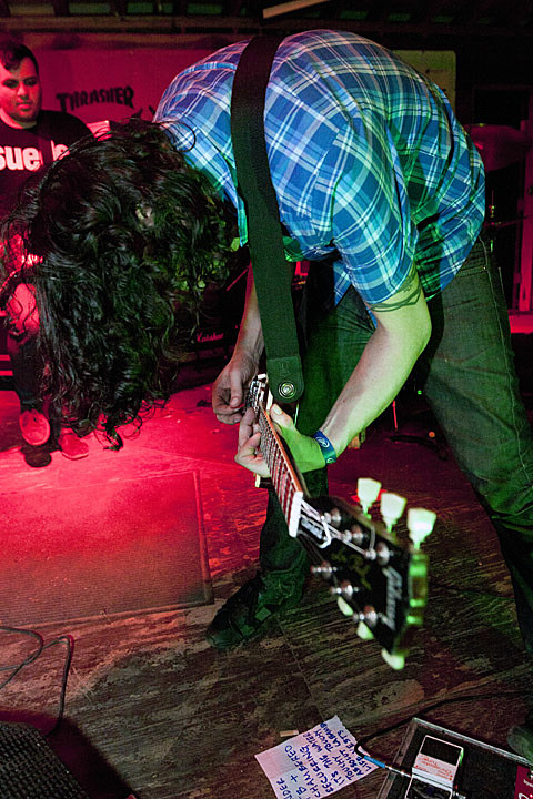 BrooklynVegan/Power of The Riff/Thrasher Official SXSW Showcase