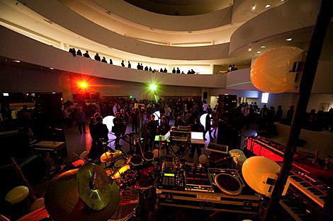 It Came From Brooklyn: Live at the Guggenheim