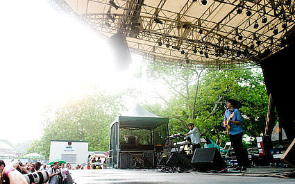 Vampire Weekend @ Summerstage