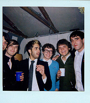 Voxtrot on New Years Eve