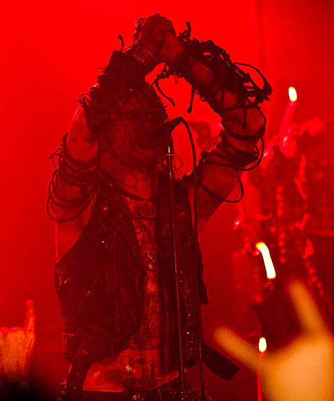 Watain desecrated santos party house w help from for 93 house music