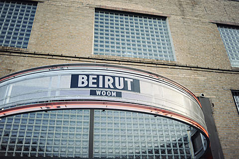 Beirut at MHOW