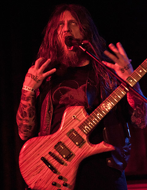 yob played bell house with cough and mike scheidt  pictures