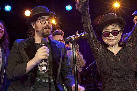 Yoko Ono Plastic Ono Band and Friends