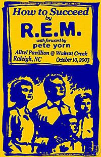 Pete Yorn and REM