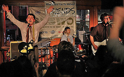 The Young Knives @ SXSW