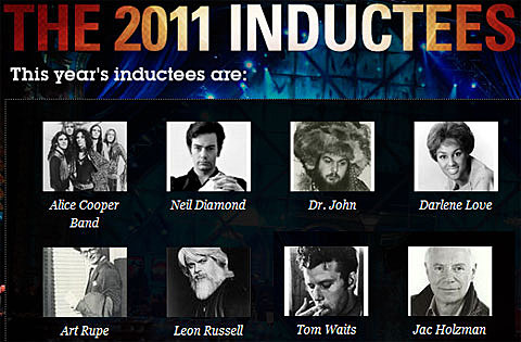 2011 Inductees