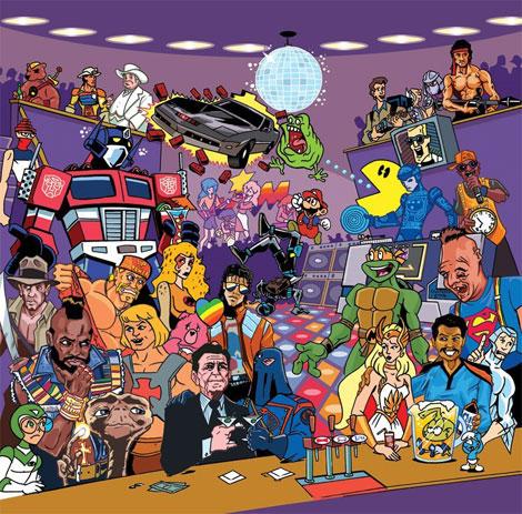 80s stuff
