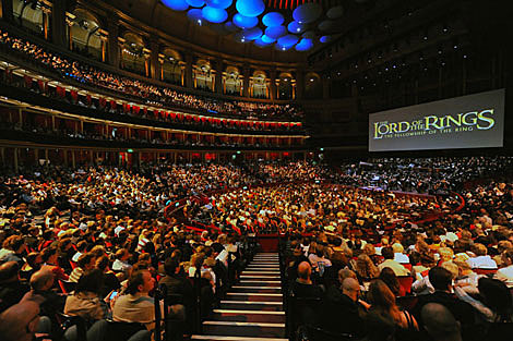 Fellowship of the Ring at Royal Albert Hall