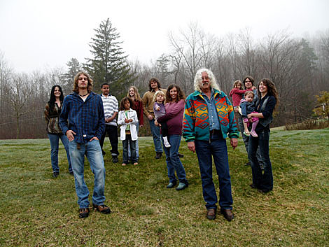 Guthrie Family