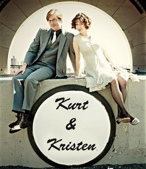 Kurt and Kristen