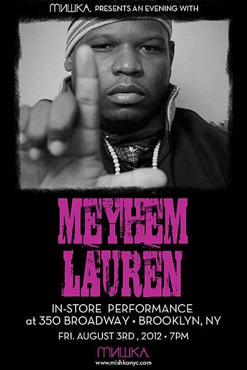 Meyhem Lauren