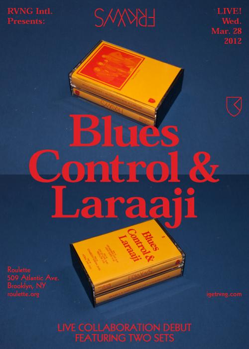 Blues Control