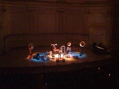 AB @ Carnegie hall
