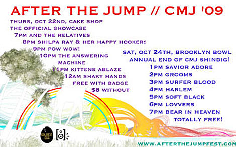After the Jump CMJ