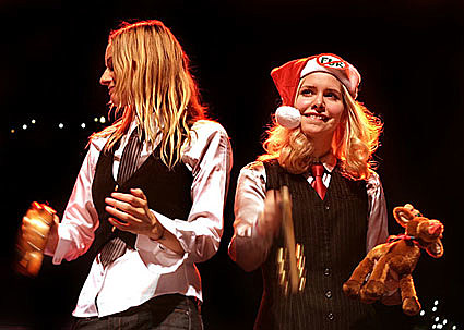 Aimee Mann & NEllie McKay
