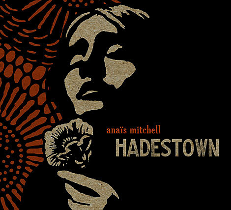 Anais Mitchell playing shows, releasing 'Hadestown