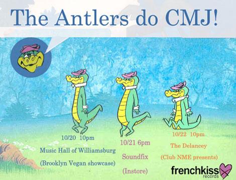 Antlers do CMJ