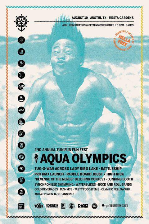 Aqua Olympics