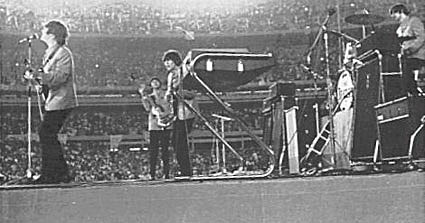 The Beatles @ Shea Stadium