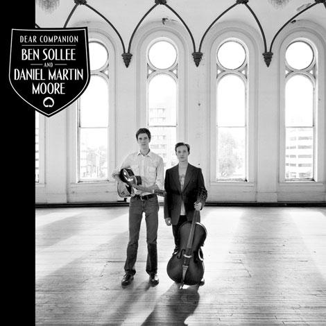 Ben Sollee and Daniel Martin Moore