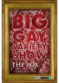 Big Gay show