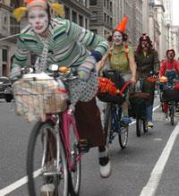 Bike Clowns