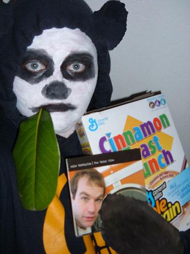 Birbiglia panda