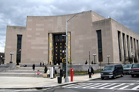 Brooklyn Central Library