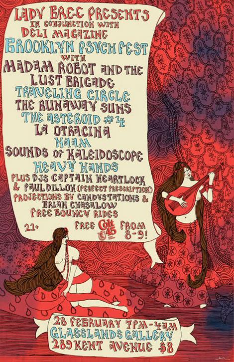 Brookyl Psych Fest