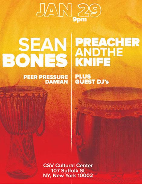 Sean Bones