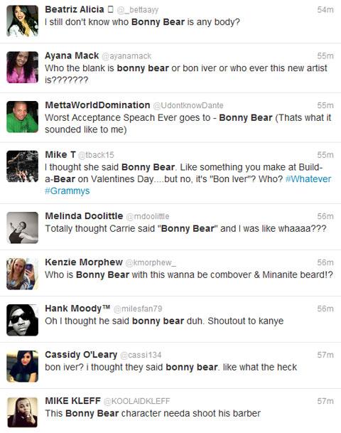 Bonny Bear
