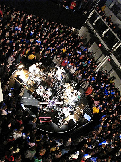 Boredoms, Terminal 5 In The Round