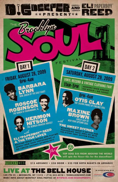 Brooklyn Soul Festival