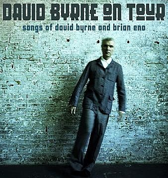 David Byrne on tour