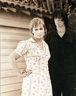 Mark Lanegan and Isobel Campbell