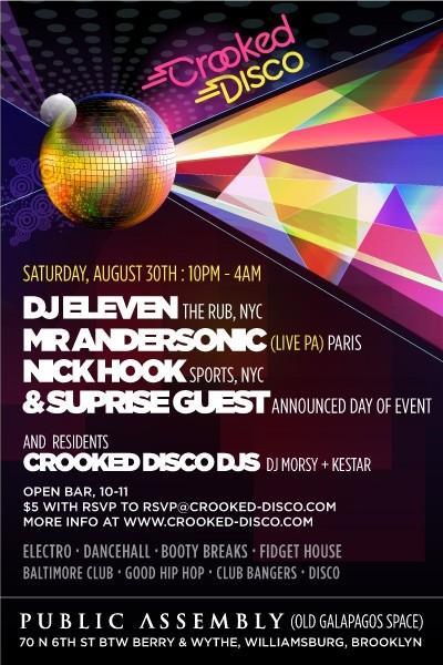 Crooked Disco